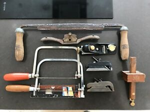 WOODWORKING TOOLS DRAW SPOKE SHAVE. FAITHFULL STANLEY ...
