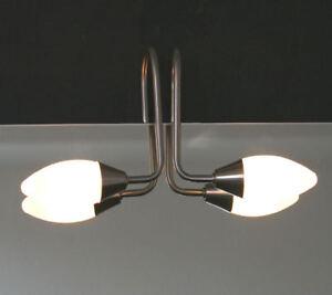 Détails sur Éclairage Miroir Lampe à Luminaire de Salle Bain Lumière pour  Tableaux