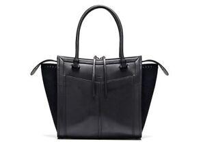 MIMCO-Leather-Handbag-Black
