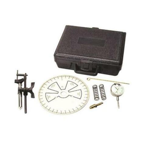 Speedway Budget Camshaft Degree Wheel Kit