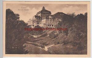 88007-AK-Kassel-Aue-mit-Theater-vor-1926