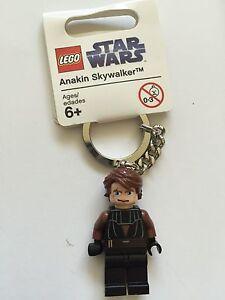 Lego Star Wars 852350 ANAKIN SKYWALKER Keyring New with Tag
