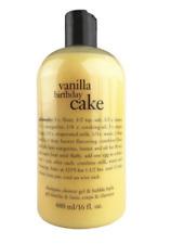 Item 5 Philosophy Vanilla Birthday Cake Shampoo Bath Shower Gel 16oz NEW 3 In 1