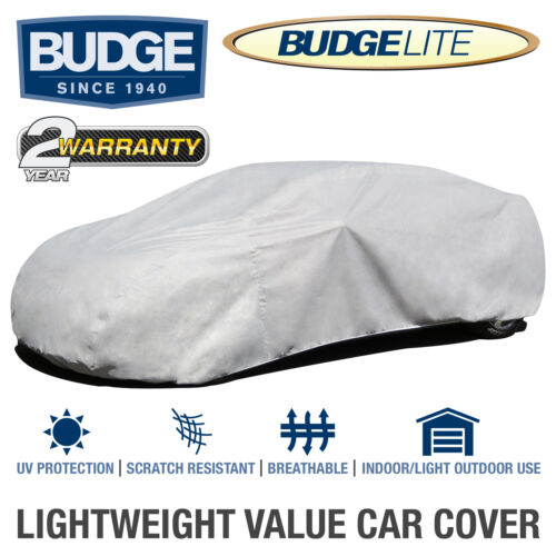 Budge Lite Car Cover Fits Chevrolet Monte Carlo 1988UV ProtectBreathable