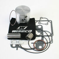 Wiseco Yamaha Yz125 Yz 125 Piston Top End Kit 57mm 1mm Over Bore 1993