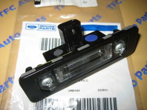 Ford Mustang Taurus Flex Lincoln Rear License Plate Lamp Light OEM Factory NEW