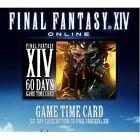 Final Fantasy XIV 14 a Realm Reborn 60 Day Timecard Online CD Key Download