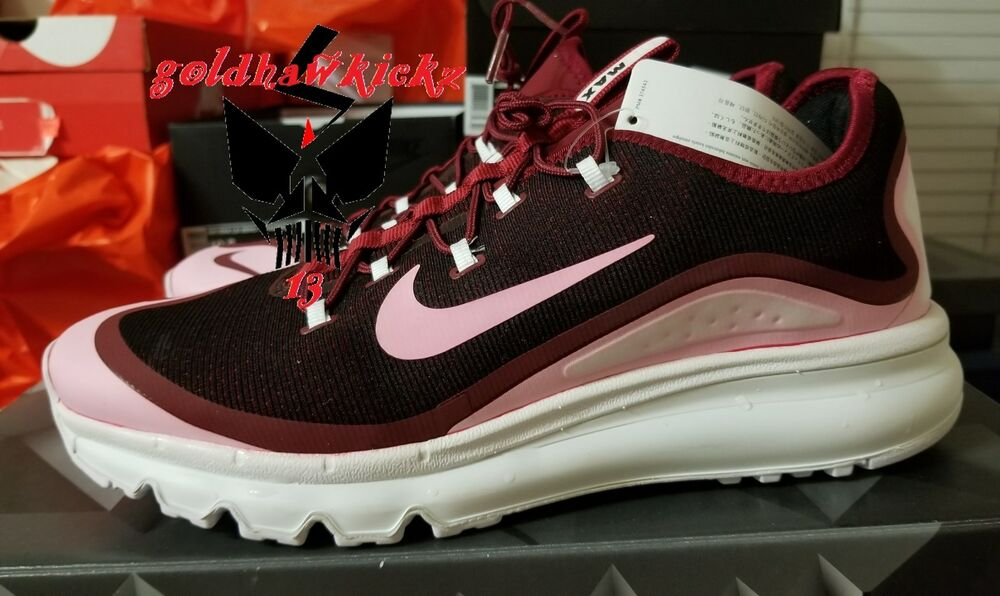 the best attitude bfcd9 795c9 ... nike air max more 898013 600 teamrougerose Noir unreleased unreleased  unreleased sample airmax Chaussures de sport ...