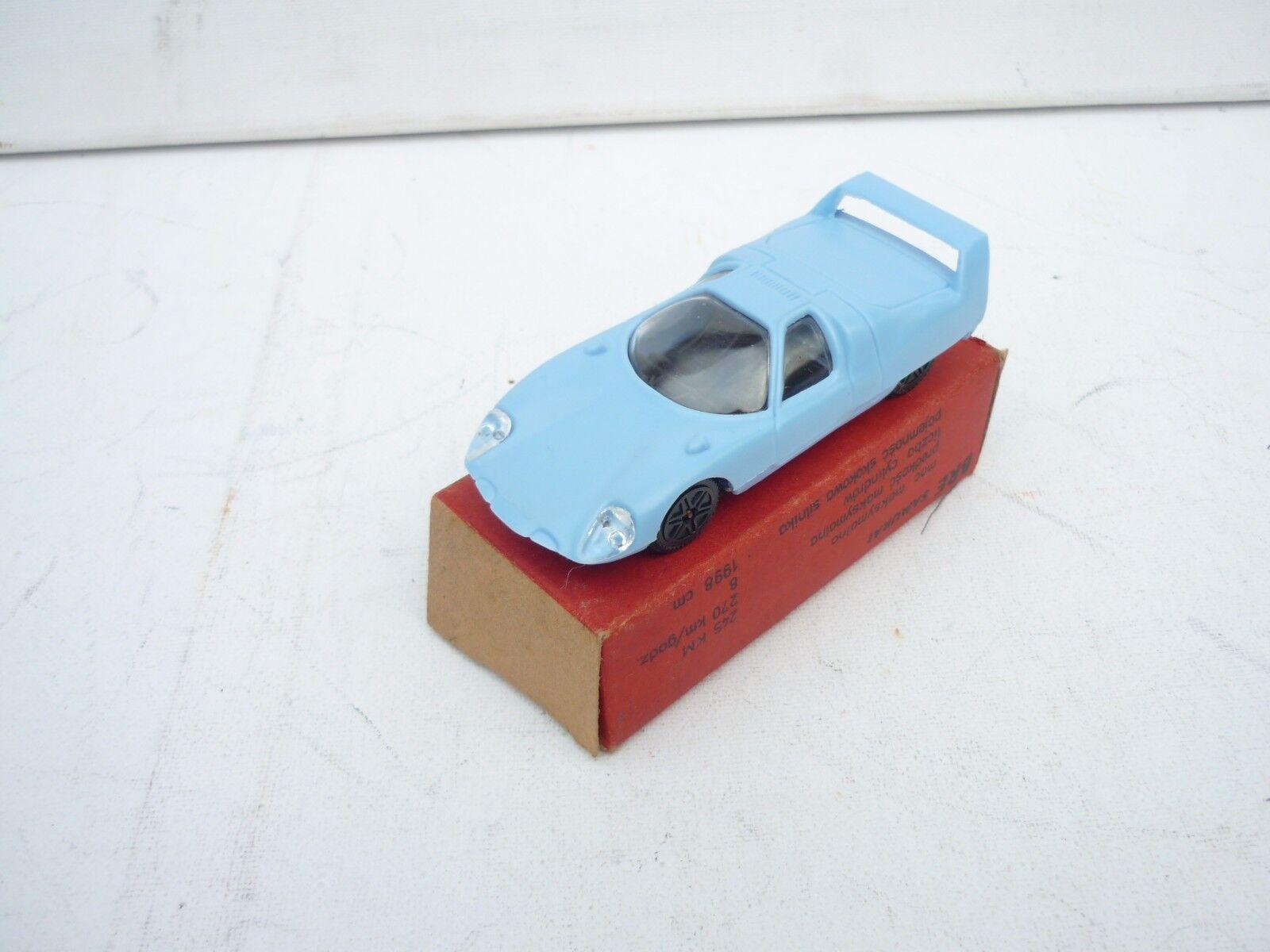 ESTETYKA 1 43 Samurai  Plastic die cast toy  M Box Rare