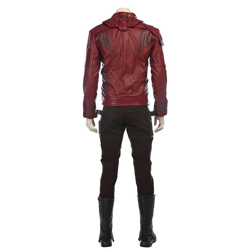 Guardians of the Galaxy Galaxy Galaxy 2 II Star-Lord Cosplay Kostüm Costume Peter Jason Quill | Verschiedene Arten Und Die Styles  aeead0