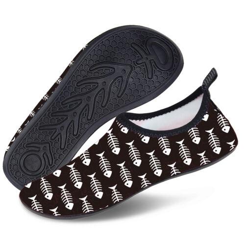 Unisex Womens Mens Beach Shoes Water Shoes Aqua Socks Diving Wet suit Swimming