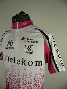 3f57af68d Image is loading Cycling-Shirt-Eddy-Merckx-Jersey-Team-Telekom-Biemme-