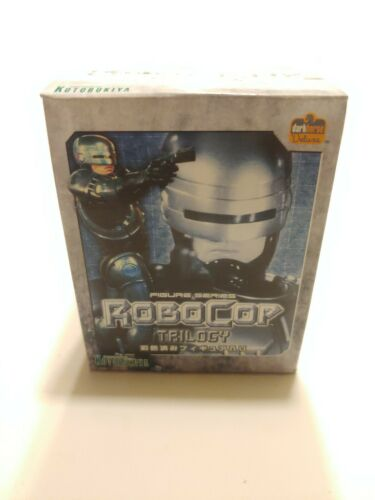 ED-209 Bust Robocop 2 Kotobukiya coin PVC Figure Series 1 Robocop Vs sealed