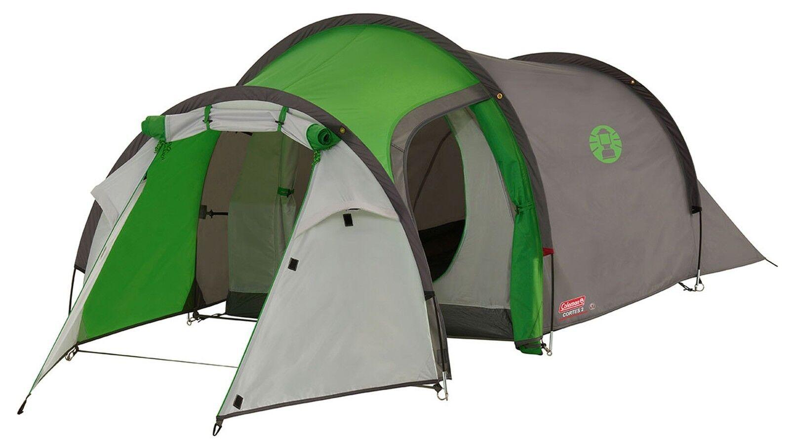 Coleman Tunnelzelt Cortes 2 Camping-Zelt 2000030274