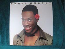 ORIGINAL VINTAGE 1982 Promo Poster Flat Eddie Murphy Had Comedy & Music NMINT