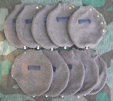 Reproduction German WWII Canteen Covers Set of 10