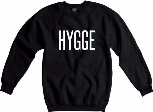 Denmark Copenhagen Various Colours Sweater Hygge Sweatshirt
