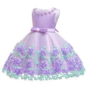 Bridesmaid-dresses-formal-party-flower-princess-wedding-tutu-dress-girl-baby-kid