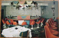 1950s Chrome: Wick's Restaurant- Evansville, Indiana IN