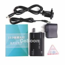 Led Head Light Lamp 3w Clip Type For Dental Surgical Medical Loupe 50000 Lux