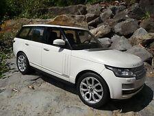 """RC Range Rover Land Rover mit LICHT Länge 34cm """"Ferngesteuert 27MHz""""      404530"""