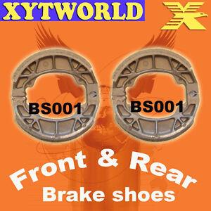 Rear Brake Shoes for Honda CB125 CB 125 J 1979