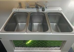 Portable-Sink-Concession-Sink-3-Compartment-Sink-Table-Top