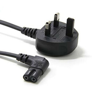 New Samsung Smart TV Genuine OE Mains Cable 3903-000847 90 degree