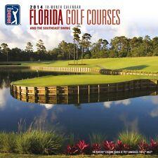 2014 Calendar Florida Golf Courses and the Southeast Swing PGA Tour