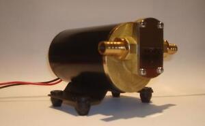 Oil Pumps Performance Oil Scavenge Pump for Low Mount Turbo Rear Bronze Gear 12v 12 volts