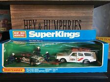 Matchbox Super Kings Very Rares K 76A-2.Set mint OVP excellent from 1980