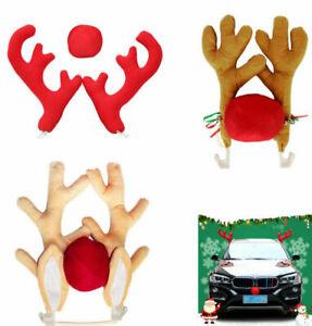Car Decoration Vehicle Reindeer Antlers