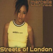 Marcella McCrae streets of London [Maxi-CD]