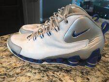 b3fefa4785977a item 8 Nike Shox VC III - White - Royal - Met Silver Vintage Sz 13 Vince  Carter 2004 -Nike Shox VC III - White - Royal - Met Silver Vintage Sz 13  Vince ...