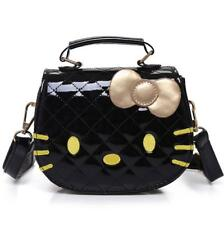 Cute Mini Bag Children Hello Kitty Handbag Women Cartoon Cat PU Girls  Fashion 3babc1fb3bc21