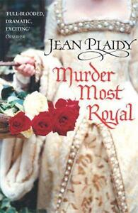 Murder-Most-Royal-by-Miss-Jean-Plaidy-Paperback-Book-9780099493228-NEW