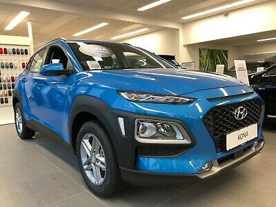 Hyundai Kona 1,0 T-GDi Value Edition 2020