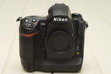 Nikon D D3s 12.1MP Digital SLR Camera - Black (Body Only)