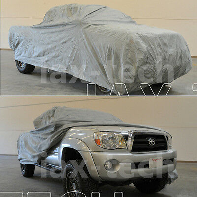 2001 2002 Dodge Ram 2500 Quad Cab 8ft Long Bed Breathable Truck Cover