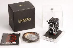 Sharan MegaHouse Classic Camera Collection Modell Rolleiflex 2,8F Miniaturkamera