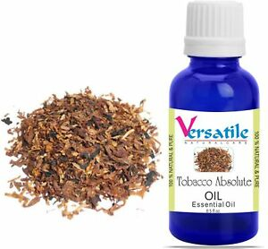Tobacco-Absolute-Oil-Essential-Oils-100-Pure-Natural-Aromatherapy-3ML-1000ML