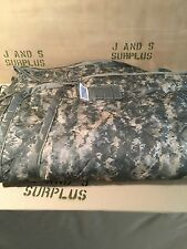 "Genuine US Military Poncho Liner Blanket ""Woobie"" ACU Grade A+ New with tags"