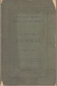 Journal-of-the-Malayan-Branch-of-the-Royal-Asiatic-Society-XVIII-Part-II-August