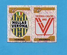 PANINI CALCIATORI 2004-05- Figurina n.652- VERONA+VICENZA -SCUDETTO-NEW