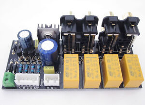 Audio-Input-signal-Selector-Relay-Board-Signal-switching-amplifier-board-DIY