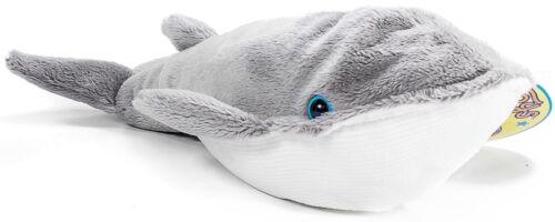 Wally the Finback Whale9 Inch Stuffed Animal Plush Baleen Blue Whale