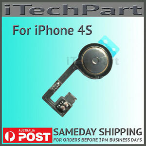 Home Button Key Repair Part Flex Cable Replacement For iPhone 4S