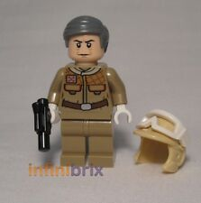 Lego General Rieekan from Set 75014 Battle of Hoth Star Wars BRAND NEW sw460