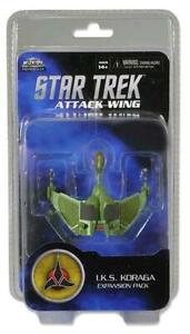 Star-Trek-Attack-Wing-IKS-Koraga-Expansion-Wave-30-Brand-New-amp-Sealed-WizKids