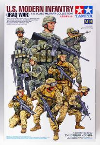 Tamiya-32406-U-S-Modern-Infantry-Iraq-War-1-35